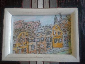 Bamberg, Schumann en Liszt hielden van deze prachtige stad.